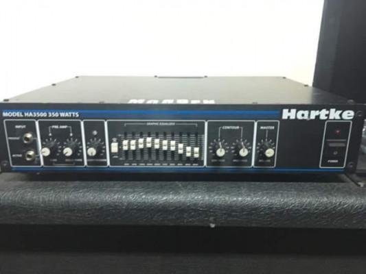 Cabezal Hartke HA3500