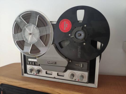Magnetofón REVOX G36 Rebajado!