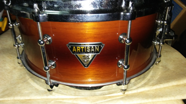"Caja Dixon Artisan  13"" x 6""  by Chris Brady"