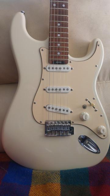 Blade Texas Pro Vintage White RW