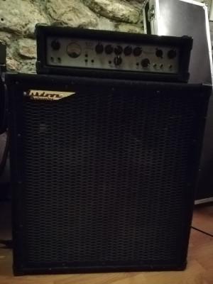 Amplificador y caja Ashdown