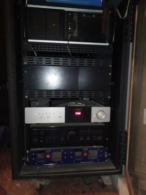 Amplificador Classé CAP-101