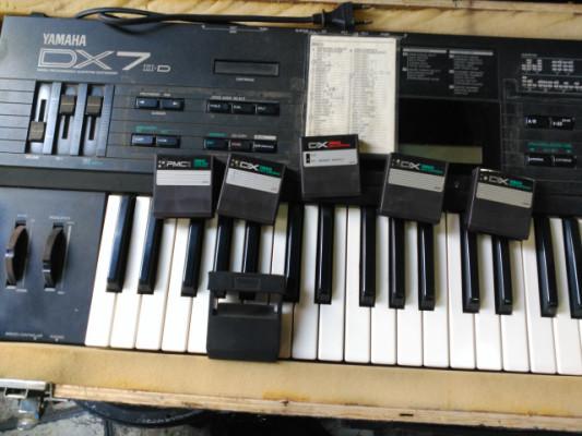 Vendo Yamaha DX7IID