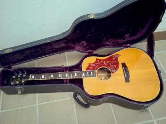 1973 Gibson Hummingbird custom original * Reservada!