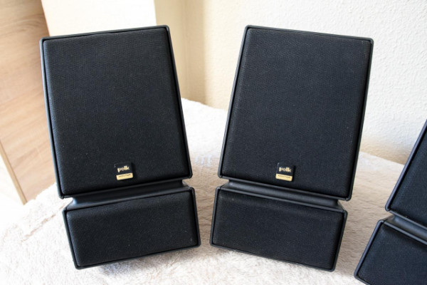 Monitores Polk Audio M3 Series 2