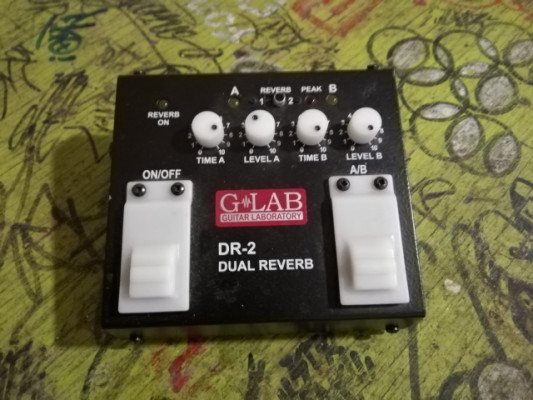 Glab Dual Reverb DR2