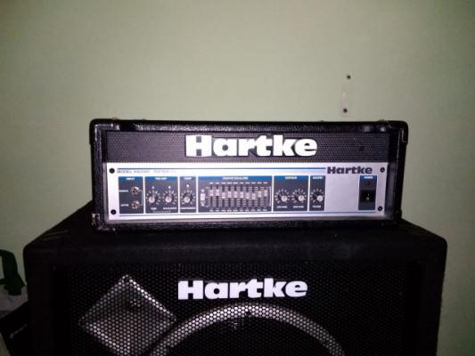 HARTKE HA 3500 + PANTALLA 115 XL