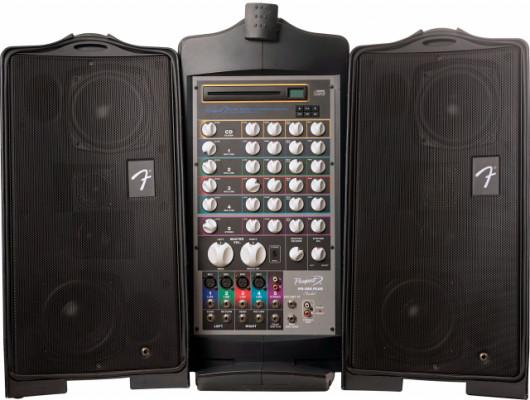 Equipo de sonido portatil Fender Passport PD-250 Plus