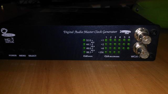 Mutec MC-3 Smart Clock