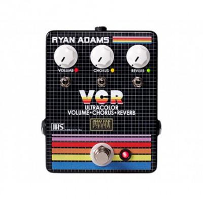 PEDAL JHS VCR RYAN ADAMS (Booster+Chorus+Reverb)
