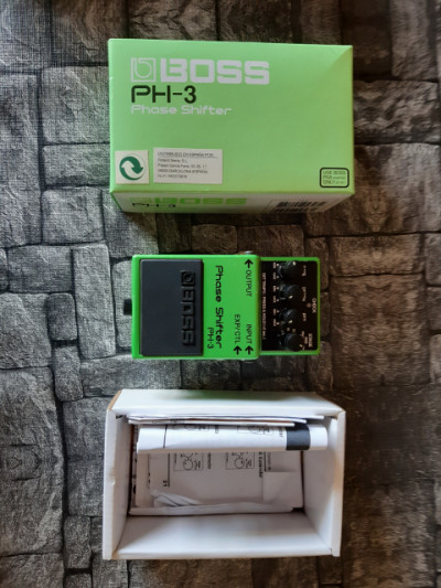 Pedal Boss Phase Shifter PH3