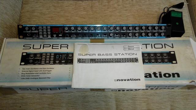 Super Bass Station