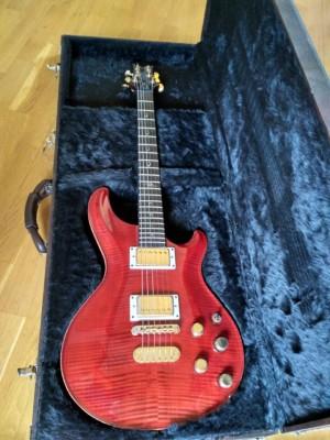 (Vendo/Cambio) Guitarra Alta Gama - Dean Hardtail USA