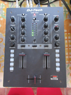 DJ-TECH DIF-1M