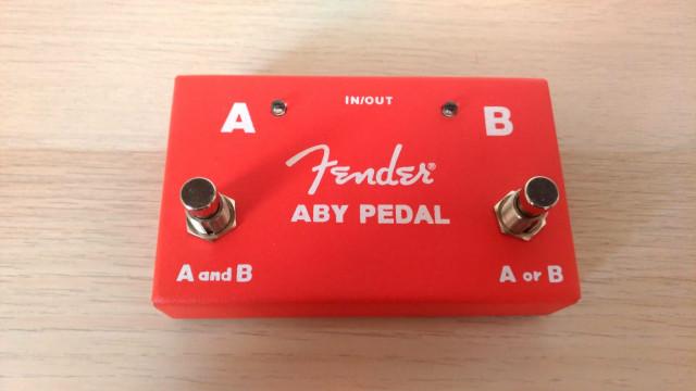 Fender A/B selector