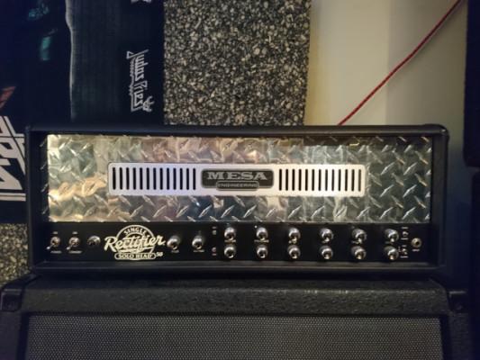 Mesa Boogie single rectifier