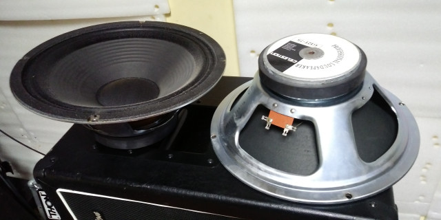 2x Celestion G12T75 16 ohm..... RESERVADOS