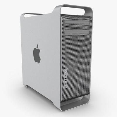 MAC PRO 5.1 2 x 3,46 GHz 6-Core Intel Xeon 64GB Ram 500GB SSD USB 3.0