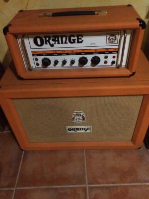 Orange OR80 o cambio por Gibson 335