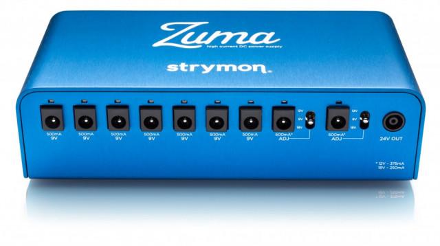 Fuente de alimentación Strymon ZUMA