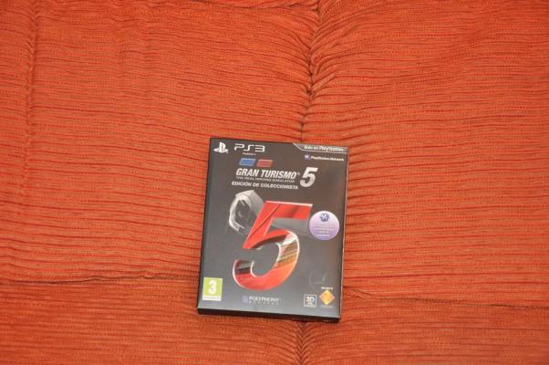 Gran Turismo 5 Edición Coleccionista - PS3