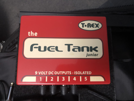 Fuel Tank Junior T-Rex