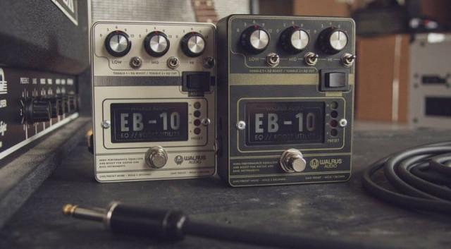 Walrus Audio EB-10 ó Walrus Audio Defcon4