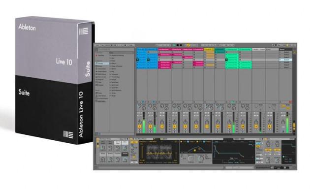 Licencia Ableton Live 10 Suite