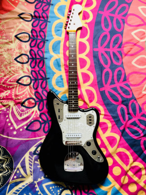 Fender Jaguar MIJ 2002 '62RI
