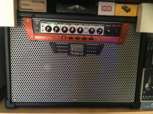 Roland GA-212 (ampli stereo)