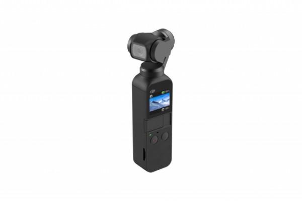 DJI Osmo Pocket 3-Axis 3-Ejes Gimbal de estabilizador con Camara integrada, para Smartphone, Android
