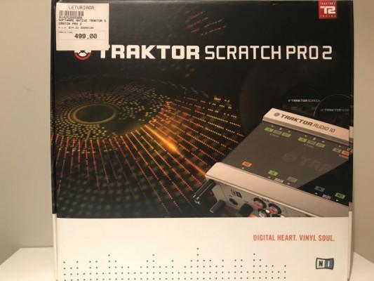 Traktor scratch pro 2 (Audio 10)