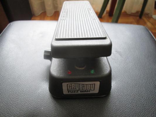 Jim Dunlop Crybaby Fuzz Wah Model GCB-95FW