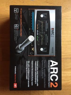 IK Multimedia Arc2 (corrección de acústica de tu estudio)