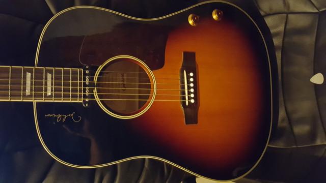 epiphone john lennon retocada luthier