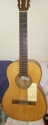 Guitarra cipres alvarez madrid