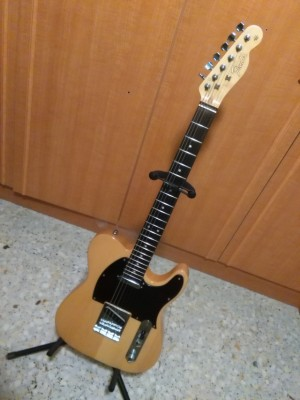 Vendo guitarra tipo telecaster