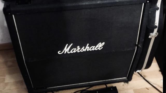 Pantalla Marshall 4x12 1960A 300W