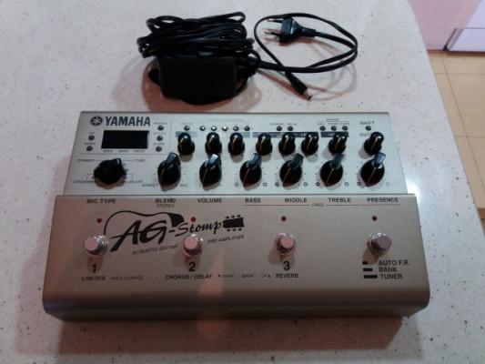 Yamaha AG Stomp (Previo Guitarra)