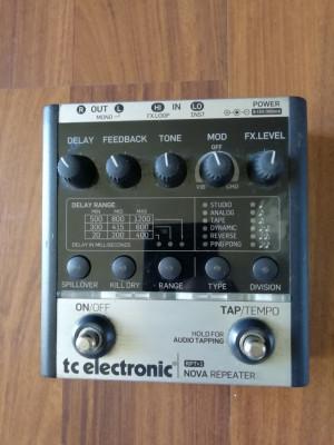 TC Electronics Nova Repeater Delay
