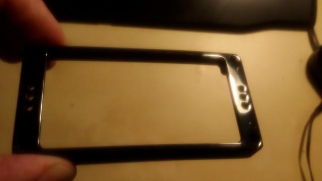 Marco metálico para Humbucker (frame)