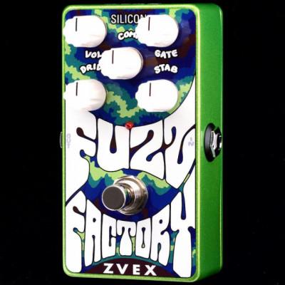 ZVEX Fuzz Factory SILICON Vertical NUEVO - Envío Incluido