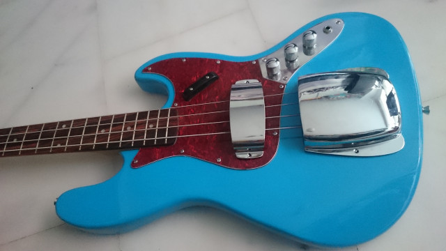 CAMBIO JAZZ BASS (Replica)