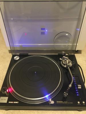 2 x Technics SL 1210 M5G