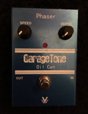 VISUAL SOUND Oil Can Analog PHASER