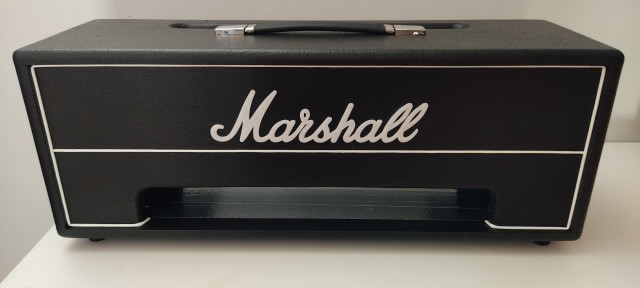 Mueble cabezal  clon plexi Marshall