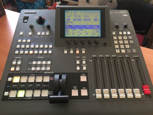 Mixer Panasonic AG-MX70
