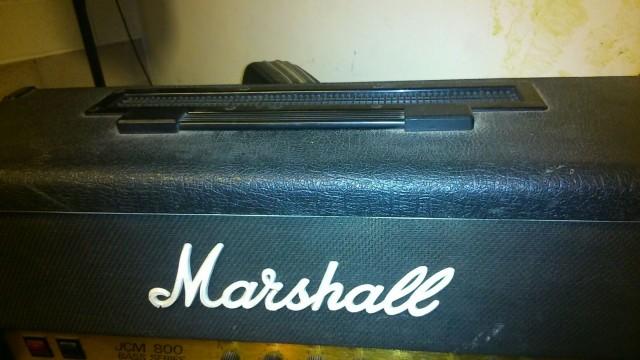 Marshall jcm 800 bass series
