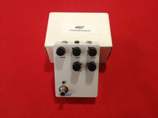 MASF PEDALS POSSESSED