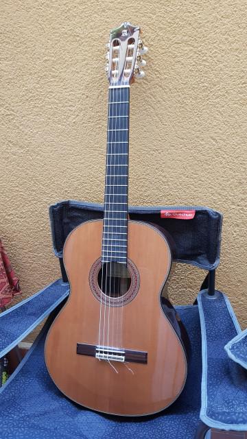 Alhambra 7p Classic guitarra clásica